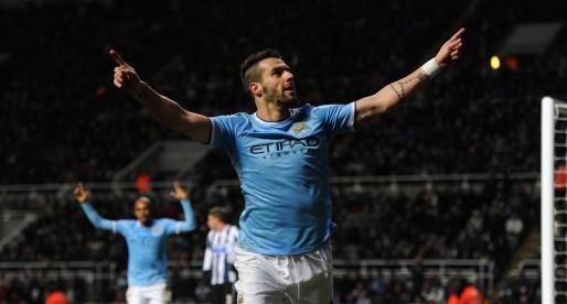Acord amb el Manchester City per Negredo