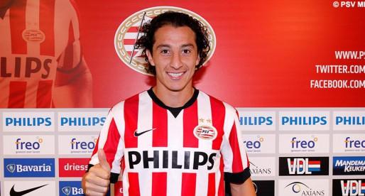 Guardado oficialment cedit al PSV
