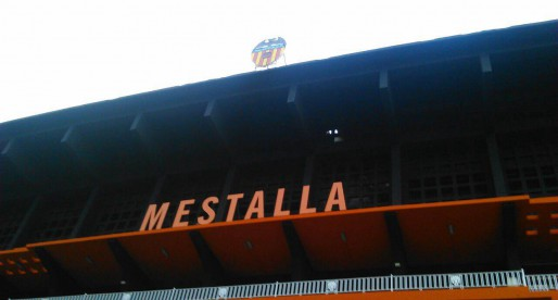 Sold out a Mestalla