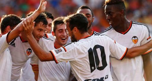 Contínua l'idil•li de Mestalla amb el Mestalla (1-0)