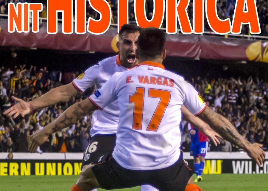 La portada del VCF-Basilea