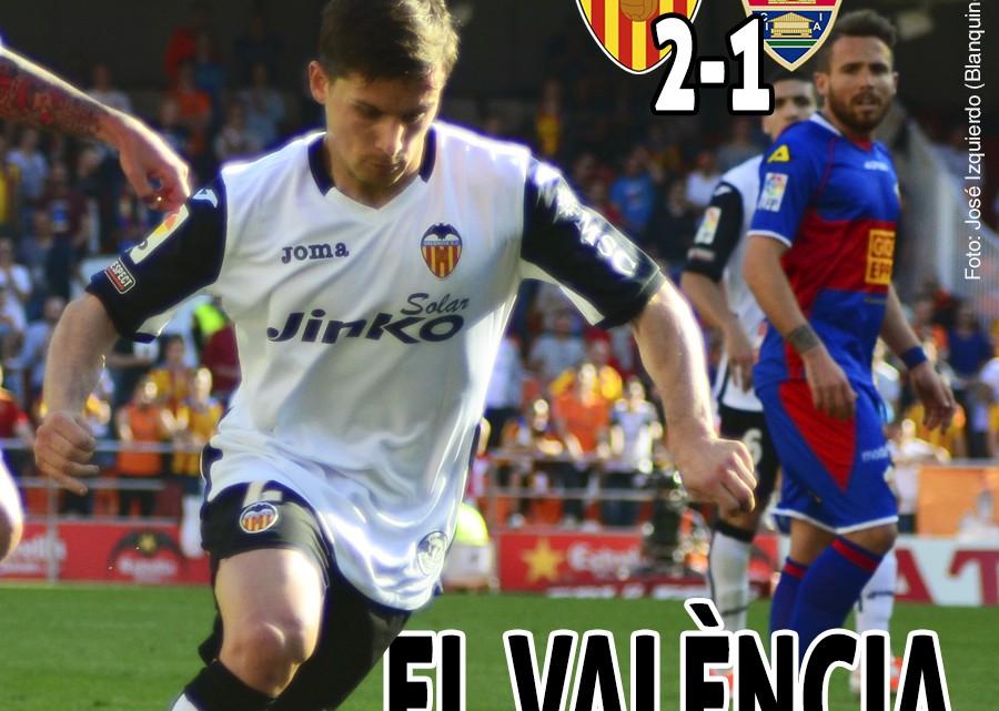 La portada del VCF-Elx