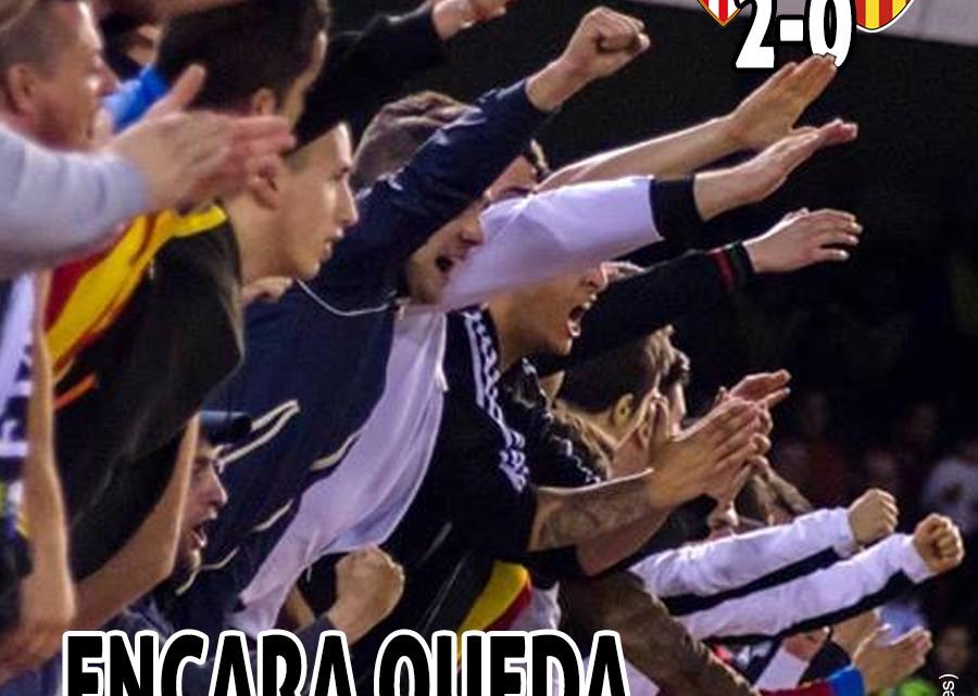 La portada del Sevilla-VCF