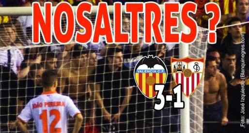 La portada del VCF-Sevilla