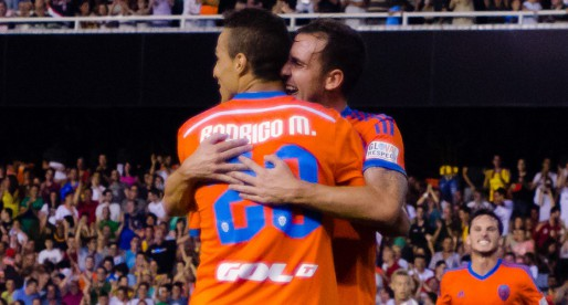 Alcácer i Rodrigo: el futur ja és el present