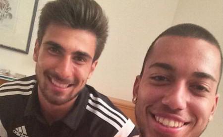 André Gomes i Vezo s'estrenaran amb la absoluta portuguesa
