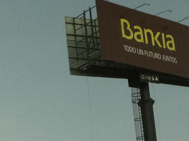 Conseqüències de l'anunci de Bankia