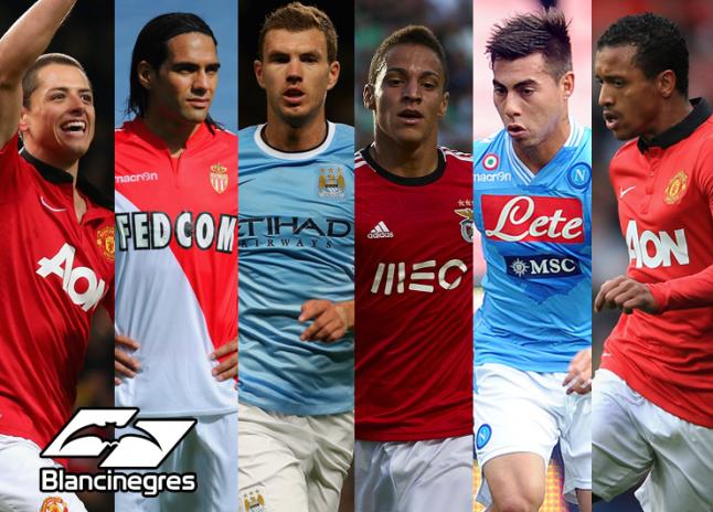 Actualitzat: El mercat d'atacants del València CF. 10 noms