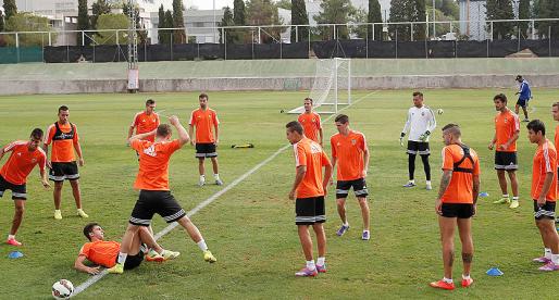 Convocatòria Sevilla FC-València CF
