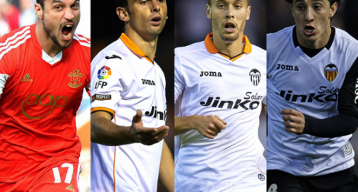 Així està el mercat de fitxatges del València CF