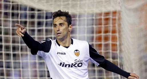 Jonas abandona el València amb la carta de llibertat