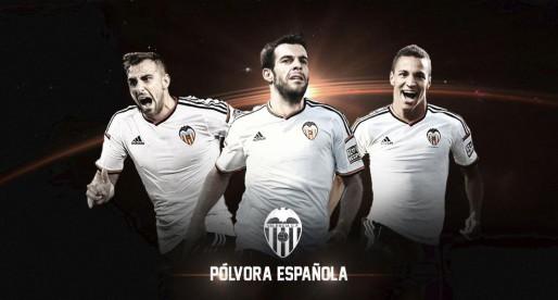 Pólvora espanyola per al Valencia CF