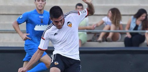 Vesprada de molt mala fortuna: VCF-Mestalla 0-1 Olímpic de Xàtiva