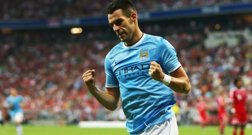 El València ultima les condicions per incorporar a Álvaro Negredo