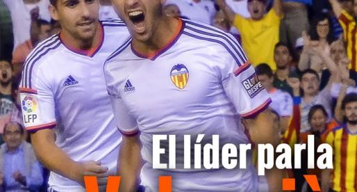 Portada: València CF 3-0 Còrdova