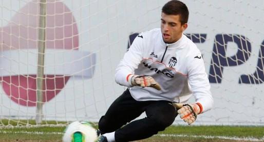Antonio Sivera convocat amb la Sub-19
