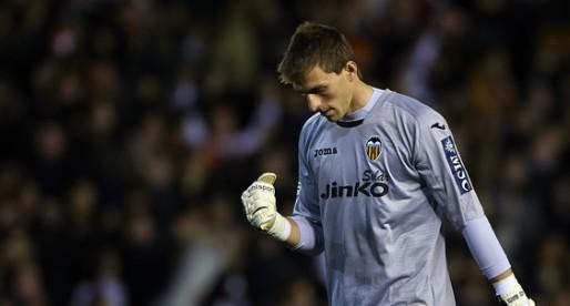 El València no deixa la porteria a 0 davant el Reial Madrid des de 2012