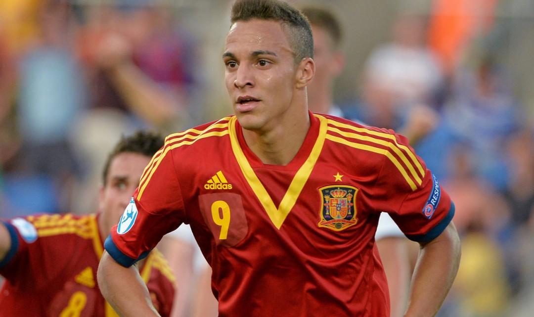Rodrigo convocat amb la selecció espanyola