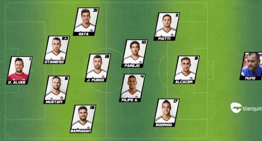 Deportivo de la Corunya-València CF: A per els 20 punts