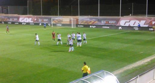 El Mestalla agafa aire davant l'Hospitalet (4-1)