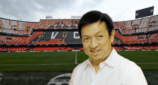 Naix un nou València: Peter Lim nou propietari del València CF