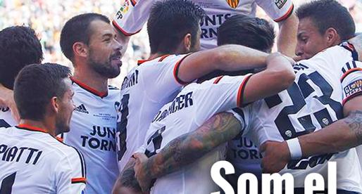 Portada : València 3 – Atlètic 1
