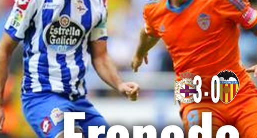 Portada : Deportiva 3 – València CF 0
