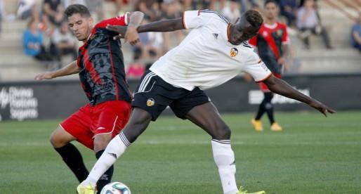 CRÒNICA VCF-Mestalla: Colp a terra en Lleida (3-1)