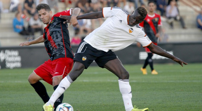 La fortuna va passar del Mestalla al Collao (2-1)