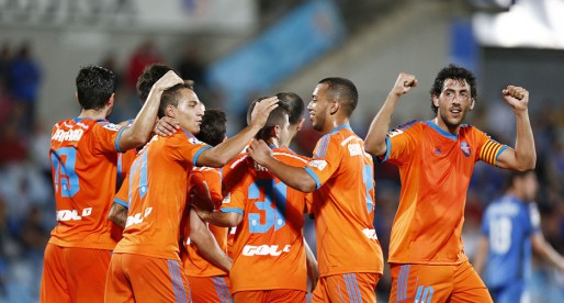 Un València sòlid en atac i en defensa