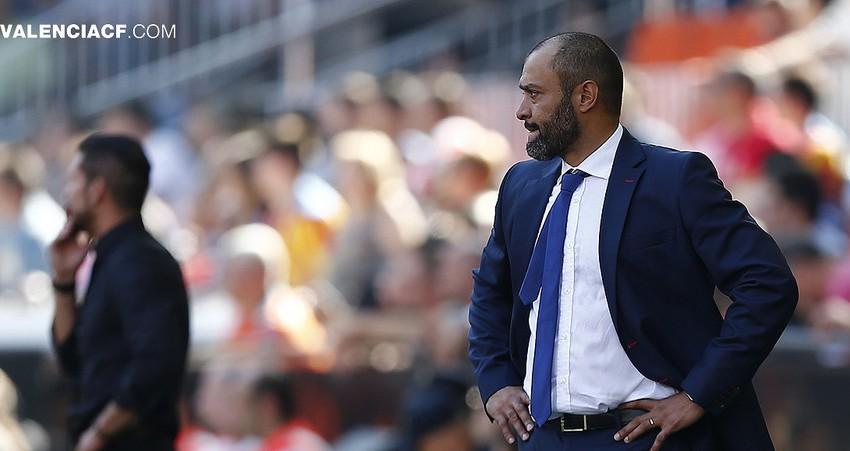 """Nuno: """"Els jugadors han estat fantàstics i Mestalla el millor jugador"""""""