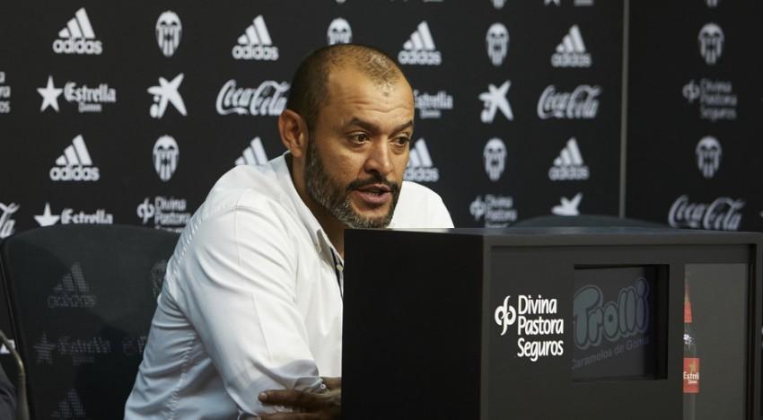 """Nuno: """"El València va a ser més fort cada dia"""""""