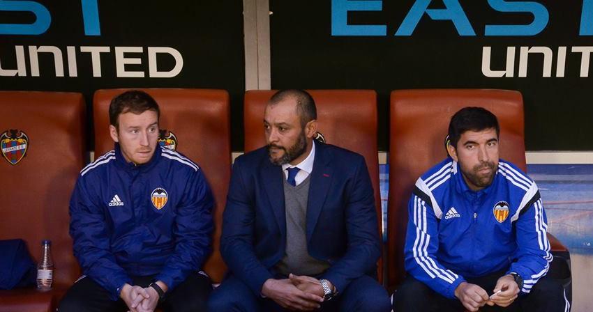 """Nuno: """"Crec que hem merescut guanyar este partit"""""""