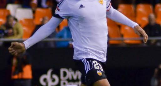 Otamendi va abandonar Mestalla amb molt de dolor