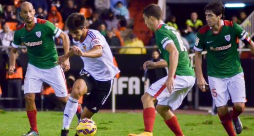 Sevilla i At.Madrid punxen i el VCF perd l'oportunitat de distanciar-se