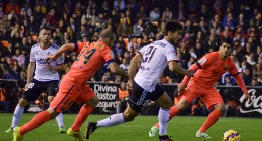 CRÒNICA VCF 0 – 1 FCB: El descompte mata al València