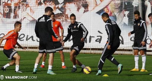Davant el Barça, tots excepte Joao Pereira i Jaume