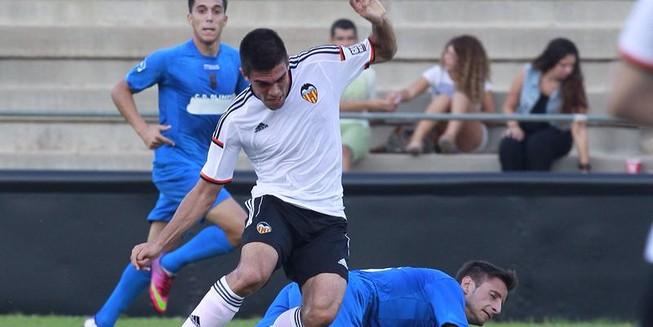 Derrota del Mestalla a Elda (1-0)