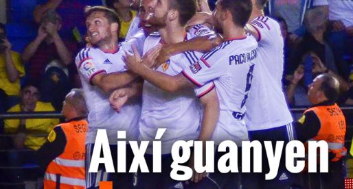 La portada del Villarreal – València CF