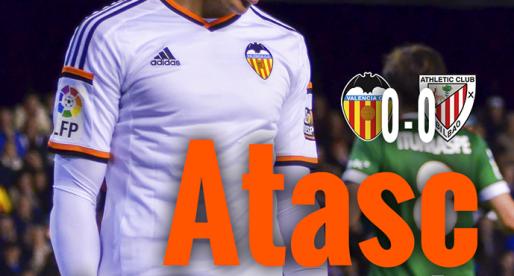 La portada del ValènciaCF- Athletic.
