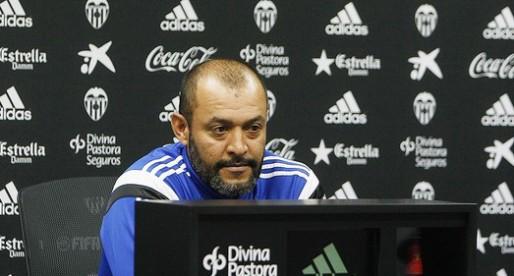 """Nuno: """"Al partit no hi haurà corredor"""""""