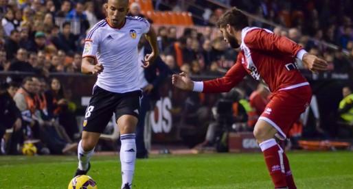 Feghouli torna a València