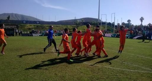 El València jugarà la final del torneu La Lliga de Promeses (Arona) contra l'Atleti