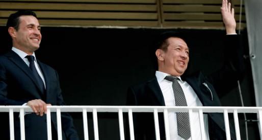 Peter Lim es pot fer amb els drets de 8 jugadors i li demana 60 milions al club