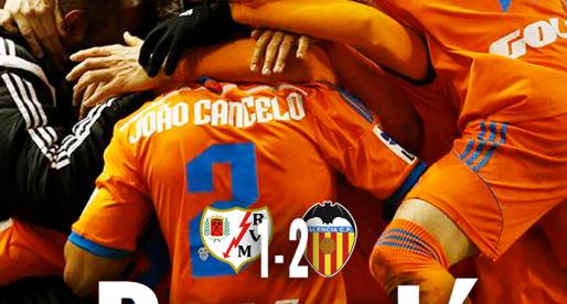 Portada Rayo – València CF