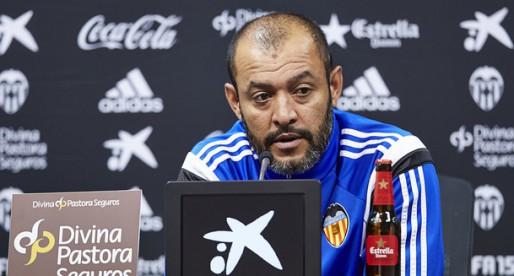 "Nuno: ""No tenim altre camí que eixir a guanyar"""