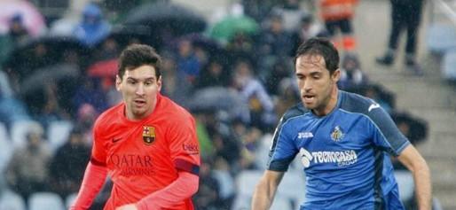 INFORME DELS CEDITS: Míchel jugà els 90 minuts davant el Barça