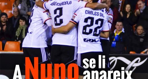 Portada València 4 – Rayo 4 Copa