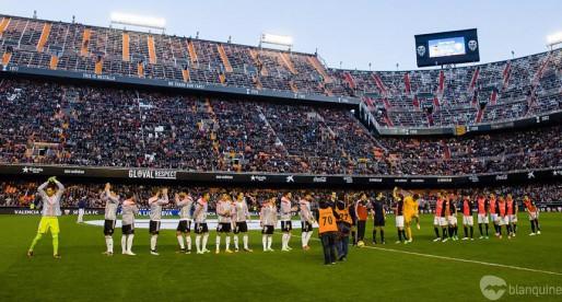 El millor València a Mestalla des de la 2000-2001