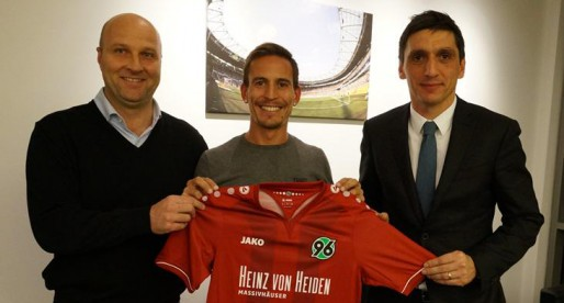 Joao Pereira ja és oficialment del Hannover 96